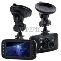 "GS8000L HD 1080P 2.7"" Car DVR Vehicle Camera Video Recorder Dash Cam G-sensor B2#"