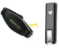 Club 2.4G wireless USB  Heart Rate Monitor (1 USB receiver +1  belt of  150m)