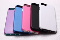 IMPRUE Fashion high quality  silicon+PC protector case for Iphone6
