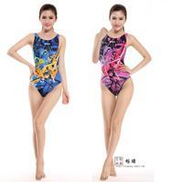 New YINGFA girls and womens swimwear race training swimsuit 998