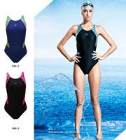 Yingfa 946 female performance training swimwear one piece racing professional swimsuit