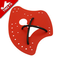 Free shipping   02# 1 pair of YINGFA Juvenile or Adult Arm Power Drill Swimming Hand Paddle
