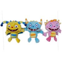 Free Shipping EMS 30/Lot 2014 New Cartoon Movie 22CM Henry Hugglemonster Plush Toys Henry Plush Toys Cute Monster Wholesale