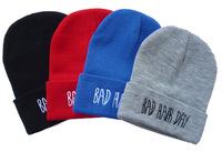new 2014 bad hair day beanie women winter hat bonnet turban hats for girls touca gorro