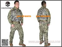 EMERSON AOR2 Uniform Riot Style AOR2 CAMO Tactical Uniform Set Riot Uniform+Free shipping(SKU12050395)