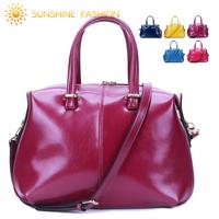 Bolsas femininas 2014 New Vintage bag 100% Guaranteed Genuine Leather Women handbags Winter Famous Brand Designer shoulder bags