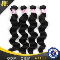 JP Hair china guangzhou hair supplier luxurious brazilian loose wave hair extensions new york