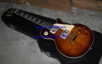 Wholesale - Orange Sunburst Supreme Electric Guitar  Musical instruments  Free Shipping