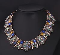 2014 NEW Z design fashion necklace collar bib Necklaces & Pendants statement necklace choker Necklaces for women 2014