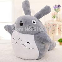 Free shipping 45cm=17.7'' Miyazaki Hayao My Neighbor Totoro Plush Stuffed Animal Toy Doll For Christmas gifts