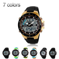 Casual watch women gold relogio masculinos 2014 Digital LED Outdoor Quartz  women Dress watch dive military women wristwatches