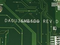 Free Shipping  Replacement  Motherboard For Hp Pavilion 15  Ultrabook Sleekbook 15  701699-501 701699-001 DA0U36MB6D0 REV : D
