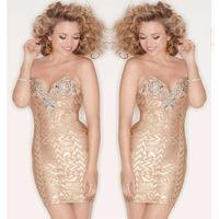free shipping 2014 brand fashion tight long sleeve bandage dress 249