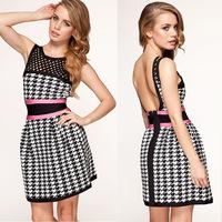 free shipping 2014 brand fashion tight long sleeve bandage dress 240