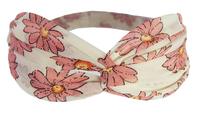 "Free shipping retail high end 4"" girls fashion flower head wrap"