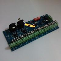100% New Arrival Easy 27CH DMX LED Controller DC7~24V Max 15A DMX512 X RL 3P For LED Strip Module