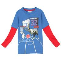 Free Shipping 2014 New T Shirts Frozen Princess T-shirts Kids Long Sleeve TShirts Hot Sell Frozen TShirt O-Neck Autumn Clothes