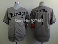 cheap stitched 2014  Chicago White Sox Jerseys #1 Adam Eaton  baseball jersey/baseball shirt