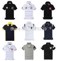 Hot Sell Hydrogen Fashion Brand Short T-Shirts New Men's 100% Cotton H2J Sport Tops High Quality Embroidered Logo Casual Tees