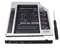 SATA 2nd Hard Drive HDD/SSD Caddy For Lenovo G500s G505s