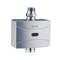 Retail - Luxury ABS Toilet Automatic Flush Valve, DC6V Automatic Stool Flush Valve, Free Shipping X7742
