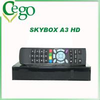 Skybox A3 HD satellite receiver digital support youtube youporn EPG cccam newcam mgcam receptor satellite digital hd