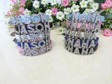 2014 New Hot Sale Freeshipping Chain & Link Bracelets Snake Chain Trendy Bracelets For One Direction Pulseira Letter Bracelet