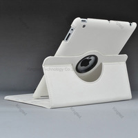 Stand Wallet 360 Degree Rotating PU Leather Case For iPad 2 3rd Gen