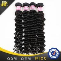 JP Hair deep wave for wholesale 5a brazilian human hair