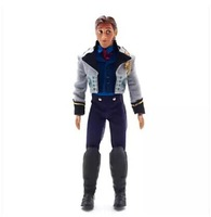 High quality  	In Stock,2014 New Frozen Doll 11 Inch Frozen Toys Prince Hans Frozen Frozen Good Boy Gifts Boy Doll,free shipping