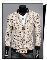 Man Spring 2014 Casacos Masculinos Jaquetas Militares Chaquetas Jackets Men Agasalhos Esportivos Masculinos Sport Jacket Brand