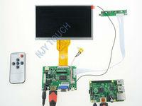 "2014 New Raspberry Pi +HDMI Controller+7""TFT AT070TN92 50 Pin LCD Screen 800x480 7Inch HDMI LCD module"