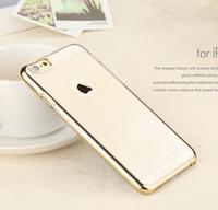 1pcs TOTU original brand super slim plastic back Case Cover For apple iphone 6 plus 5.5 inch case cover with retail box