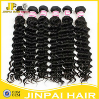 Wholesale best selling unprocessed brazilian human hair extensions