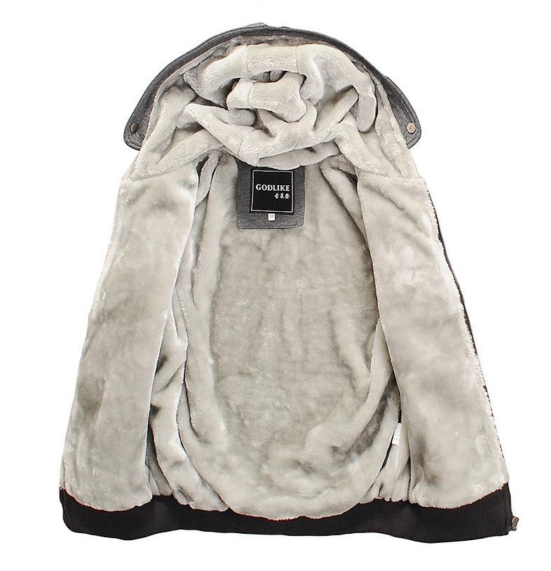 Осень пальто мужские толстовки мужчины одежда мужчины в кашемир толстовки молния закрытый воротник пуловер толстовка пиджаки
