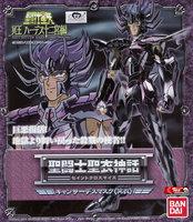 Free shipping Bandai Saint Seiya Cloth Myth Specters Surplice black Cancer Death Mask