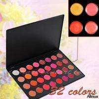 Professional 32 Color Professional Lip Gorgeous Lips Gloss Pure Color Shining Color Makeup Lipsticks Palette FC03