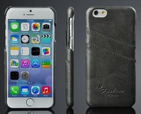 """Premium Wallet Flip Leather Case With Stand Photo Frame Card 5.5"""" For Apple iPhone 6 plus Cases For iphone6 i6 Phone Bags Covers"""