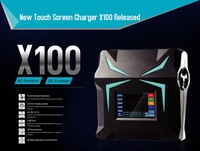 New  IMAXRC X100 Battery Charger Easy control Touch screen battery charger,faster charger