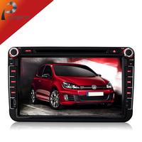 2 Din Android 4.2 Car DVD GPS Navi For Volkswagen Polo Sedan Golf 5 6 Passat Jetta Touran Skoda Fabia Octavia Superb VW Styling