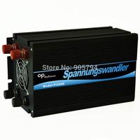 3000W 6000W DC 12V to AC 230V Digitalanzeig Solar Wechselrichter Spannungswandler modified sine wave power inverter DHl Fedex