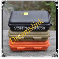 Free shipping all-weather waterproof box engineering plastic tool box waterproof box 2 Size