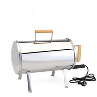 Family Outdoor Grill Barbecue Grill Boiler Pan Roasted Corn Pot Free Shipping