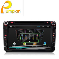 2 Din Android 4.2 Car Audio DVD GPS For VW Polo Sedan Golf 5 6 Passat Jetta Touran  Fabia Octavia Superb Volkswagen car styling