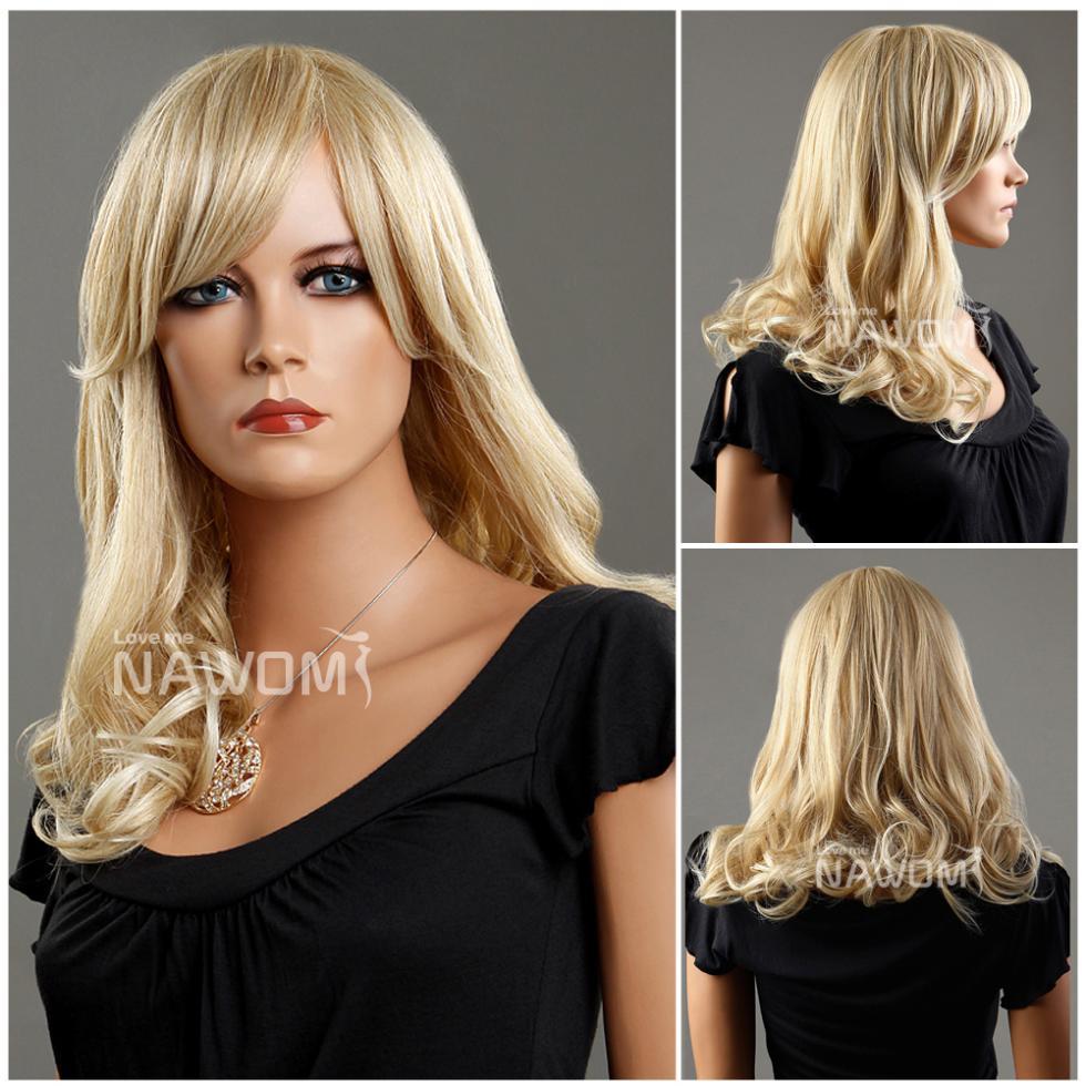 Long Blonde Hair Wig