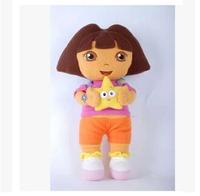 Special gift plush toy dolls for children Love Adventure Dora  MR498