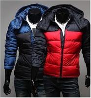 Mens Jacket Winter 2014 Casaco Masculino De Inverno Snow Jacket Men Jaqueta Masculina Brand Fashion Winter Down Parkas Man
