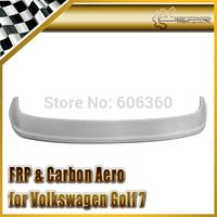 EPR - FOR Volkswagen Golf 7 VII MK7 FRP Fiber Glass Votex Style Rear Spoiler Wing