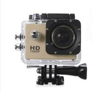 SJ4000 Waterproof HD Camera mini camcorders Sport action mini camera DV 1080P 30fps 12 Mega Pixels H.264 1.5 Inch CAR DVR