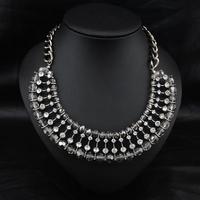 Wholesale Perfume Women Jewelry Fashion Brand Accessories Colares Feminios Luxury Statement Pendant& Necklace Women Collar